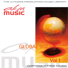 AKM67 GLOBAL MIX VOL.1 / BOX
