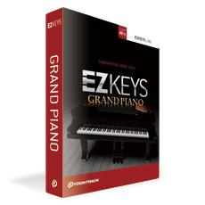 (イージー・キー グランドピアノ/ピアノ音源) クリプトン TOONTRACK EZ KEYS - GRAND PIANO