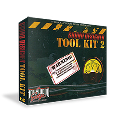 SOUND DESIGNER TOOL KIT 2 / BOX