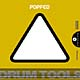 『DRUM TOOLS 1 POPPED / AKAI CD-ROM』