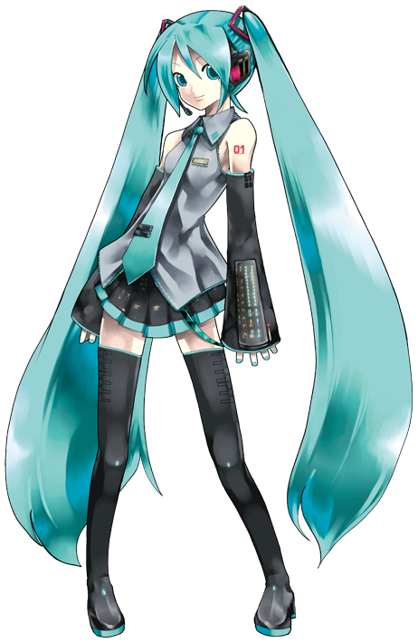 Image result for hatsune miku