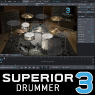 SUPERIOR DRUMMER 3 ENGINE